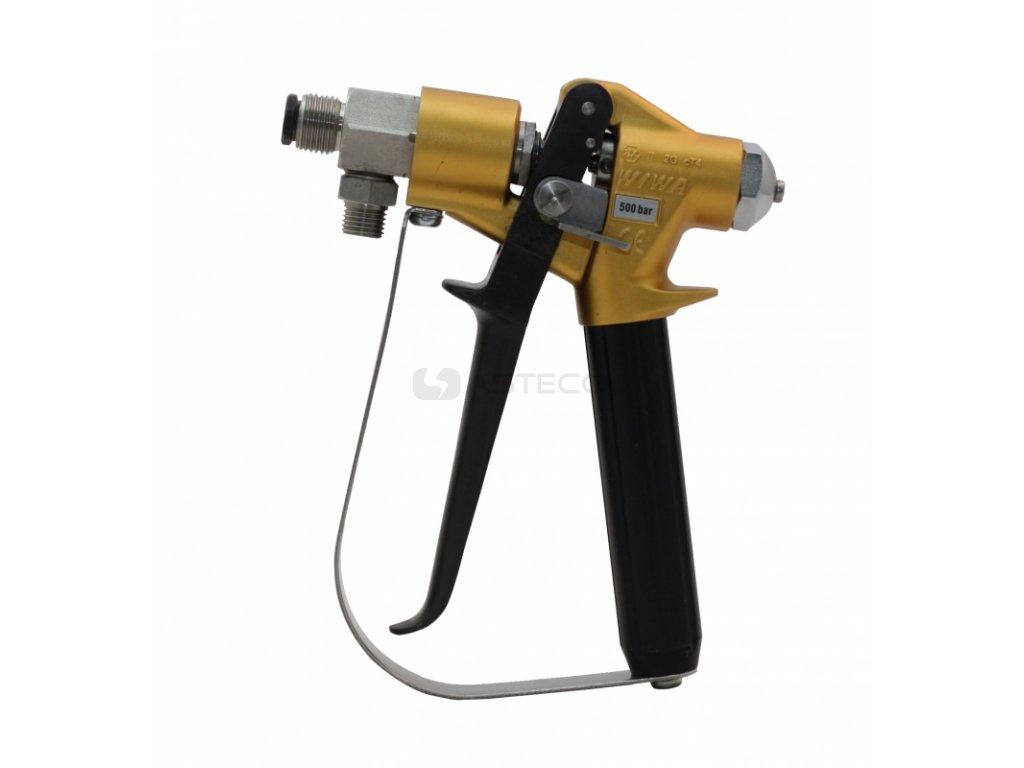 Vysokotlaká stříkací pistole WIWA 500F