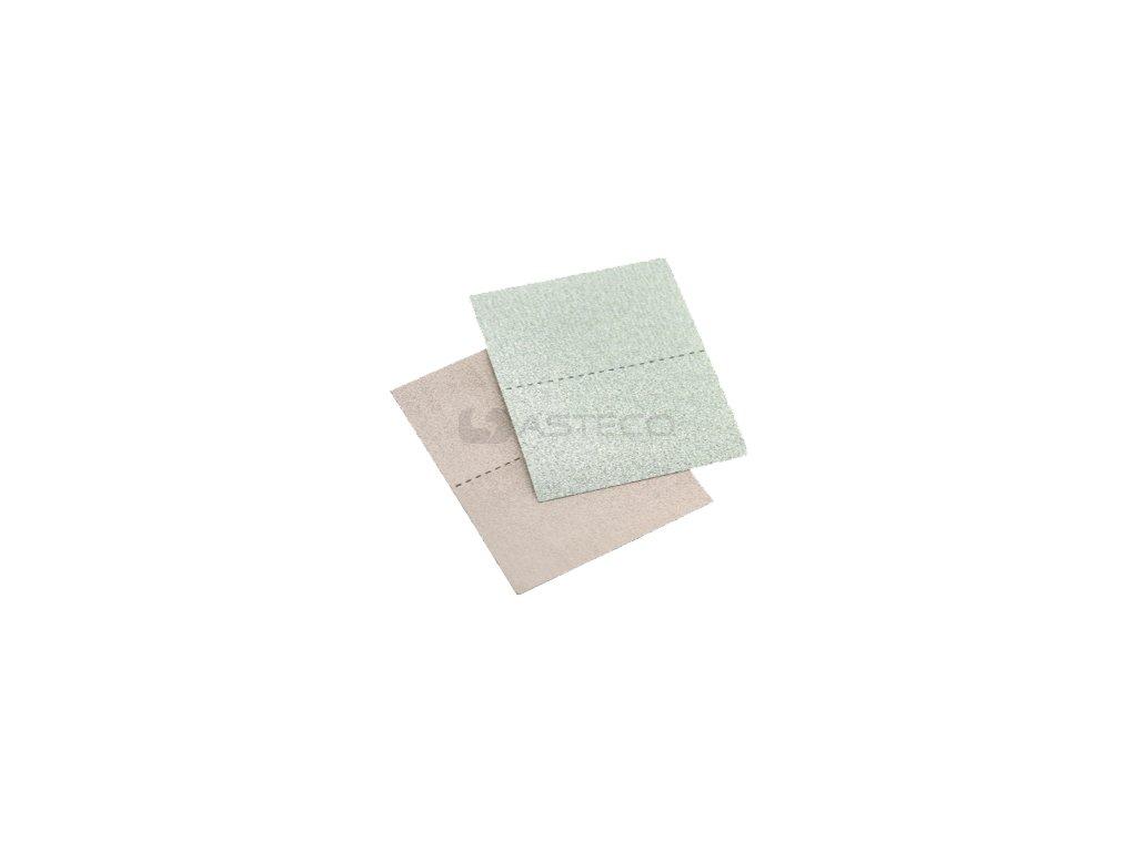 Brusný papír pro rohovou brusku ERGOLISS