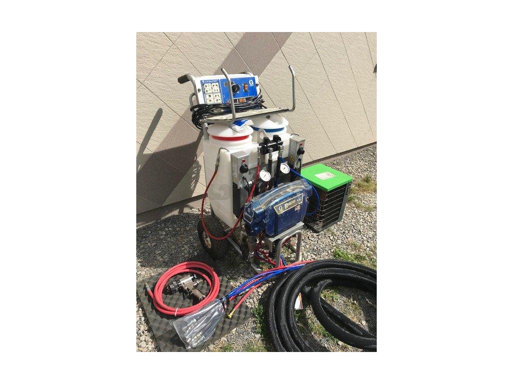 Systém pro stříkání PUR pěn Graco Reactor E-10 (po repasi)