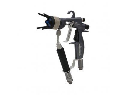 Stříkací pistole WAGNER AC 4600 s modrou hubicí (bez trysky)