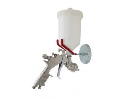 Držák stříkací pistole magnetický