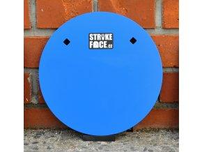 Ocelový terč - Gong