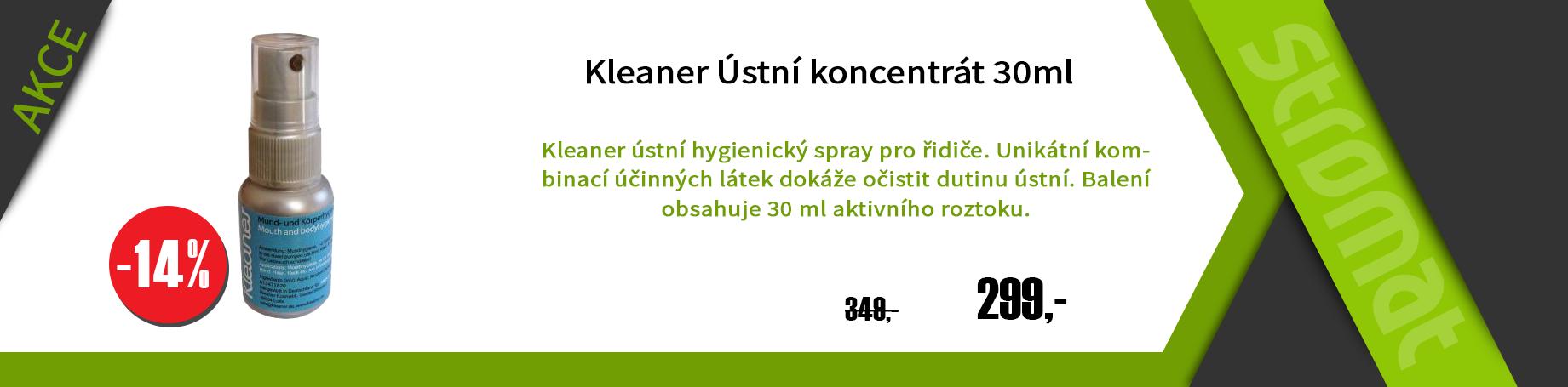 Kleaner Ústní koncentrát 30ml