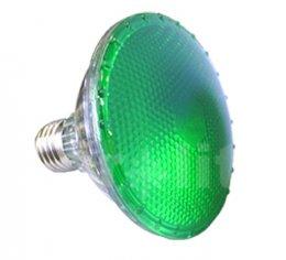 Noční zelené světlo