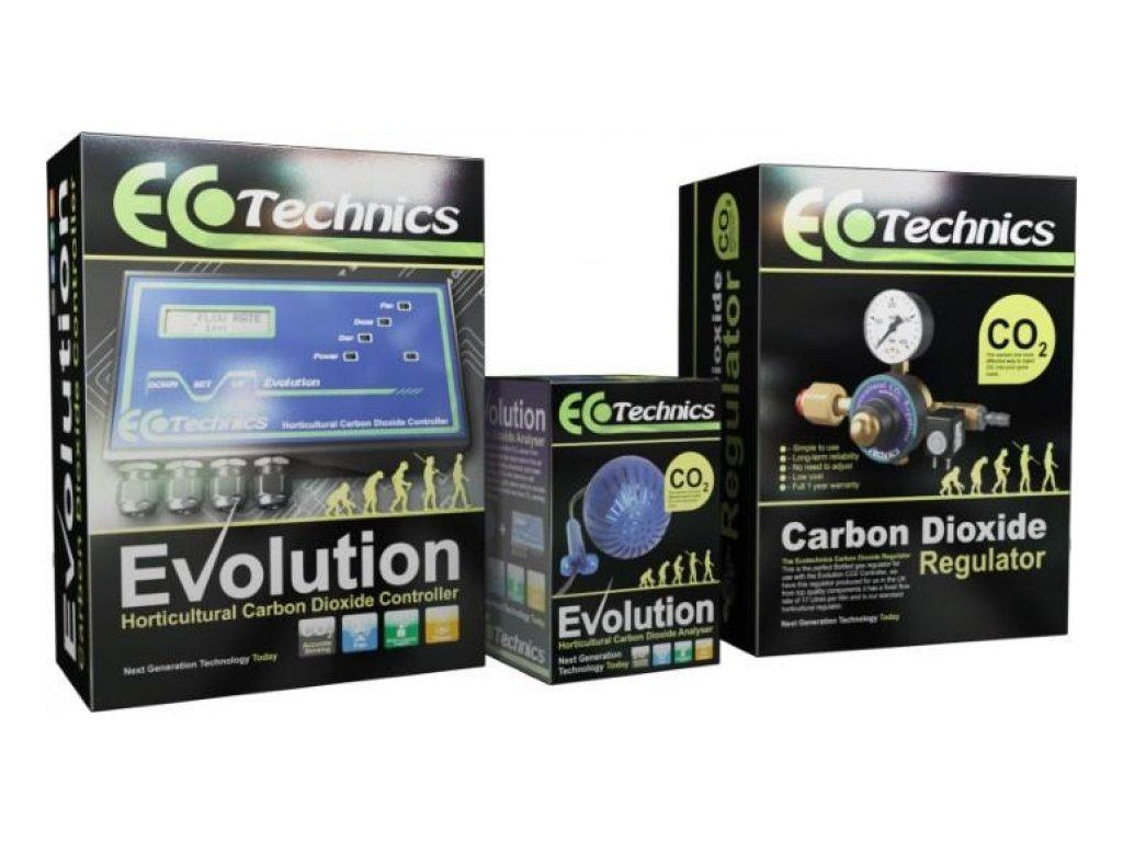 Ecotechnics Evolution CO2 Complet.       CO2 Boost-základní kit
