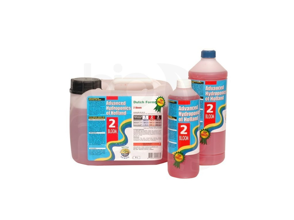 HNOJIVO Advanced Hydroponics Dutch formula BLOOM 1l