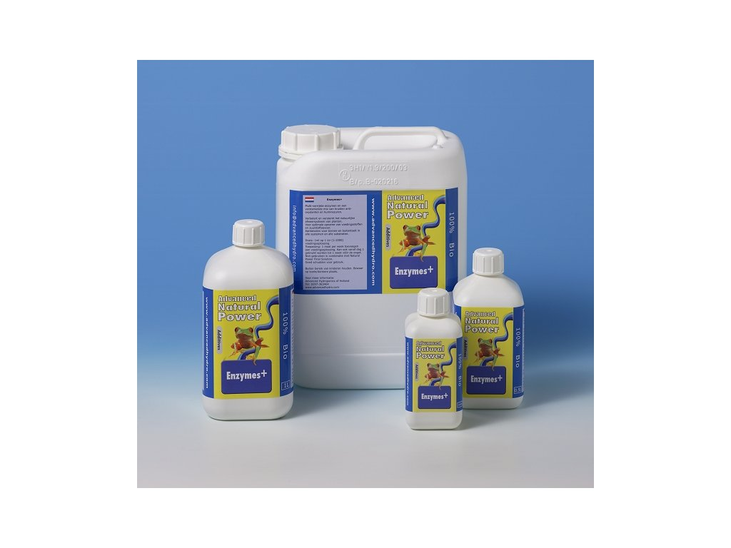 HNOJIVO Advanced Hydroponics Advanced Natural power ENZYMES+ 250ml