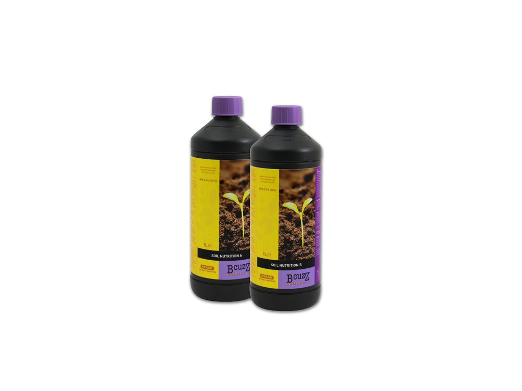 HNOJIVO ATAMI B'cuzz A+B Soil 1l
