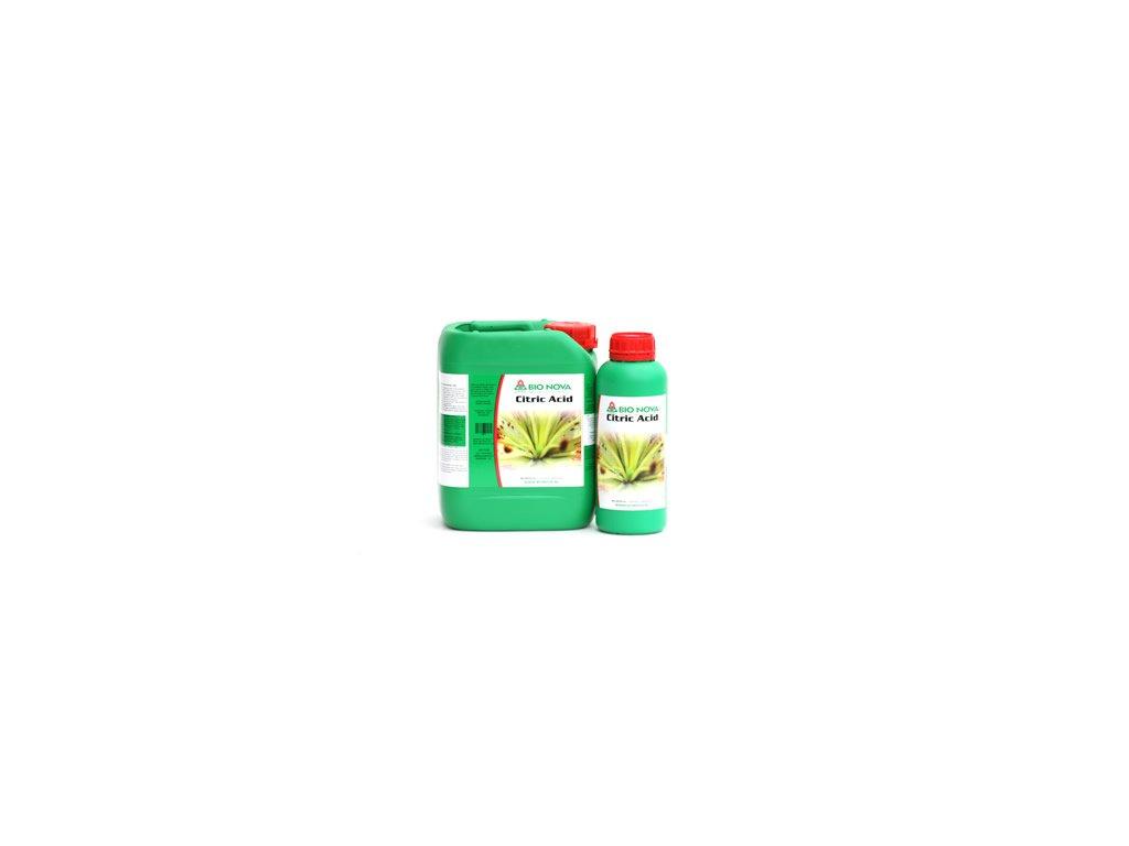 Hnojivo Bio Nova Citric Acid 1l  kyselina citronová 50%