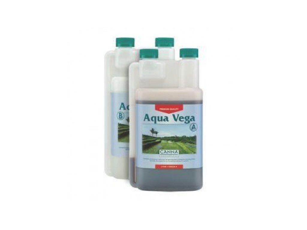 Hnojivo Canna Aqua Vega A+B 1l