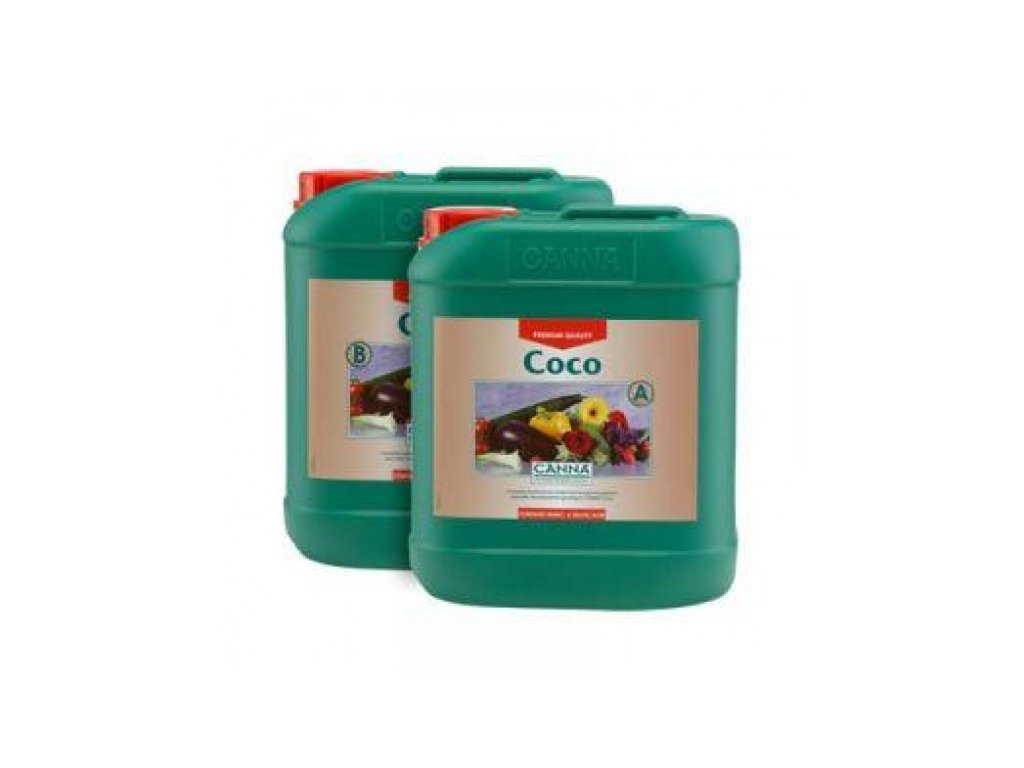 Hnojivo Canna Coco A+B 10l