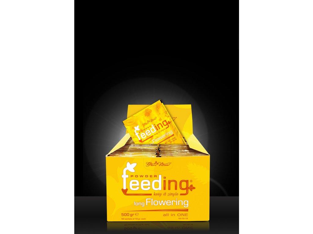 Hnojivo Powder Feeding Long Flowering Box 500g