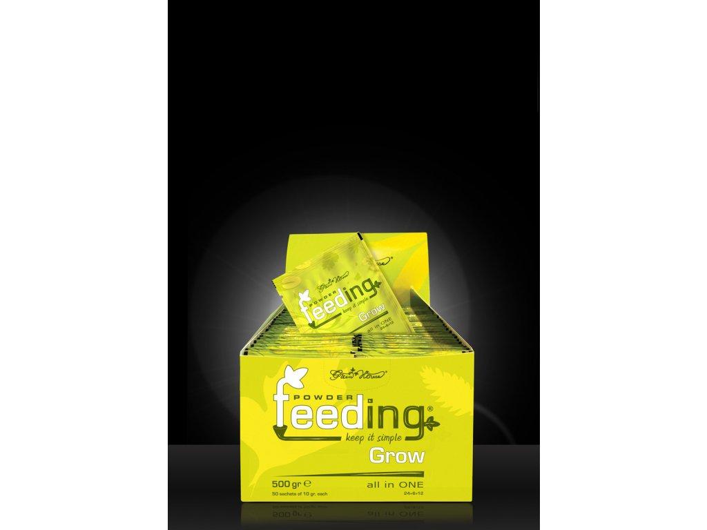 Green House Feeding - Grow BOX  500g