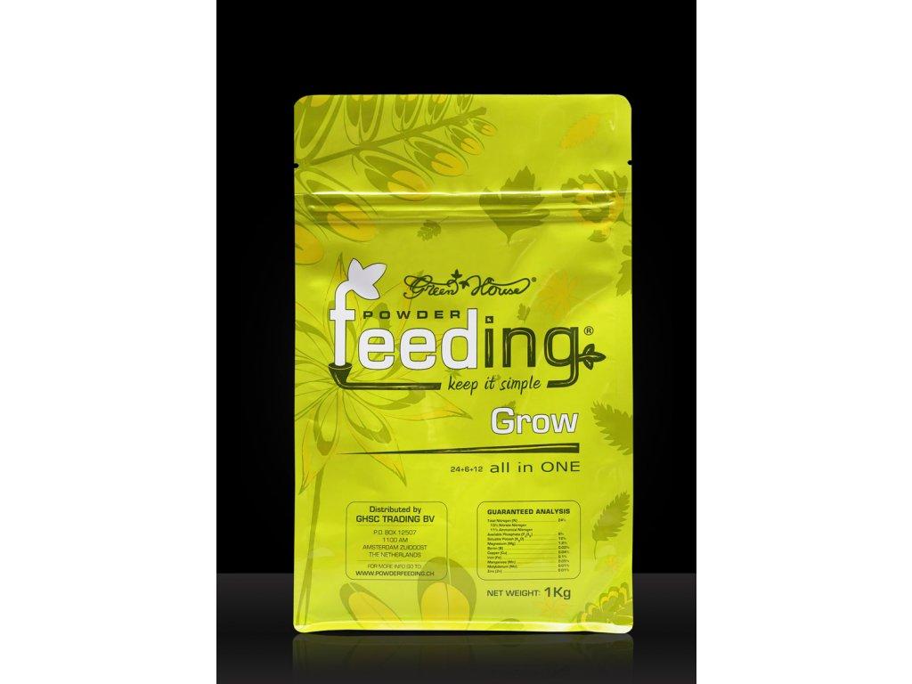 Green House Feeding - Grow 1kg