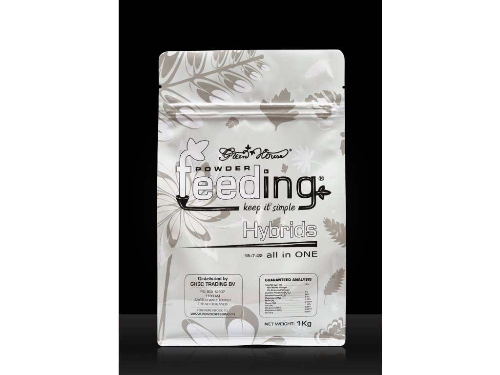 Green House Feeding - Hybridy 500g