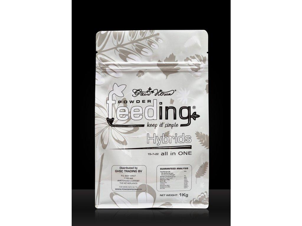 Hnojivo Powder Feeding Hybrids 500g