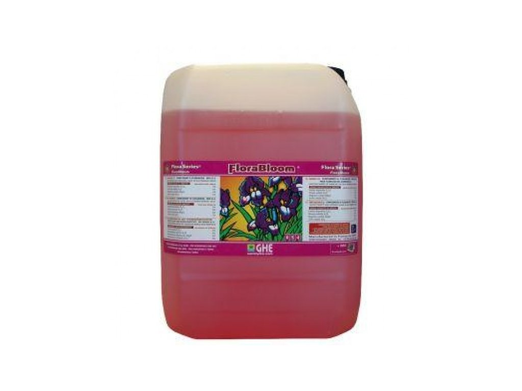 Hnojivo General Hydroponics FloraBloom  10l
