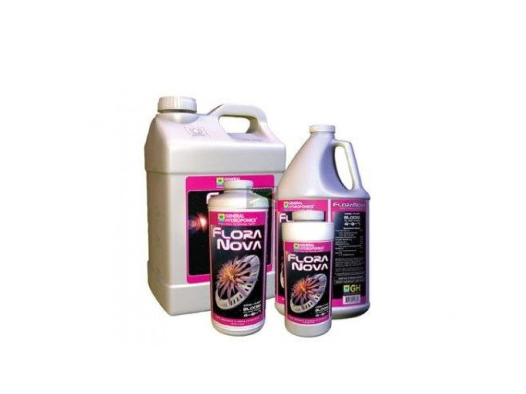Hnojivo General Hydroponics FloraNova Bloom 3,79l