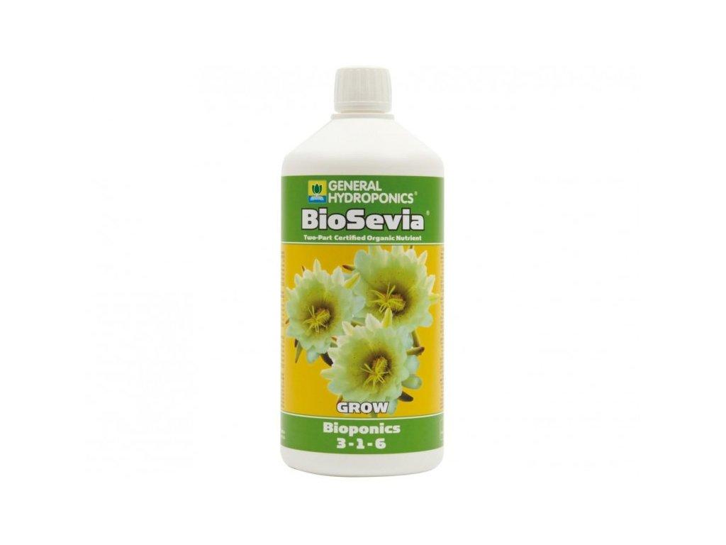 Hnojivo General Hydroponics BioSevia Grow 1l