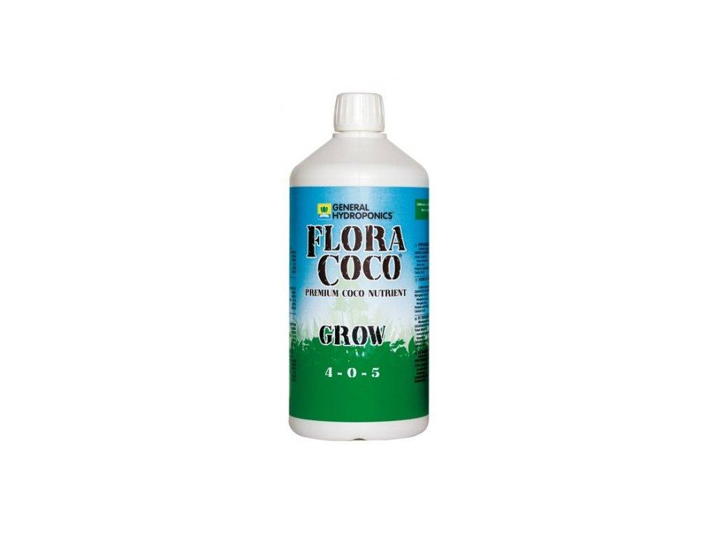 Hnojivo General Hydroponics FloraCoco Grow 5l