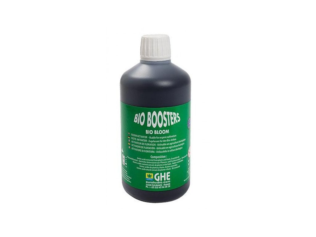 Hnojivo General Hydroponics BioBloom 250ml