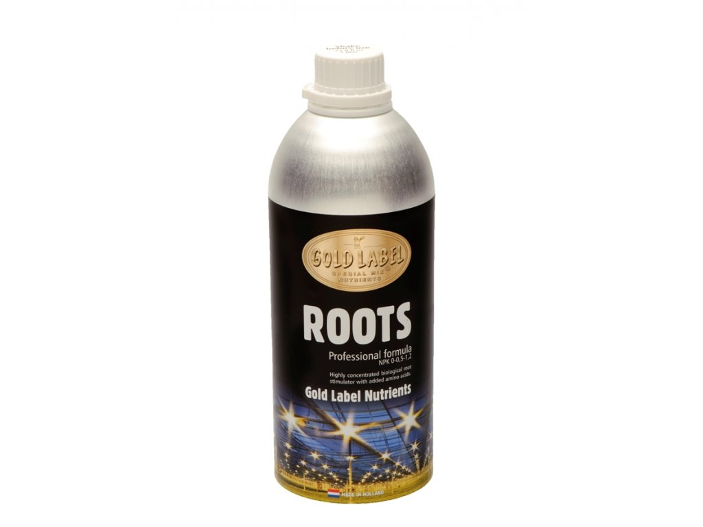 HNOJIVO GOLD LABEL Roots 0,25l výprodej