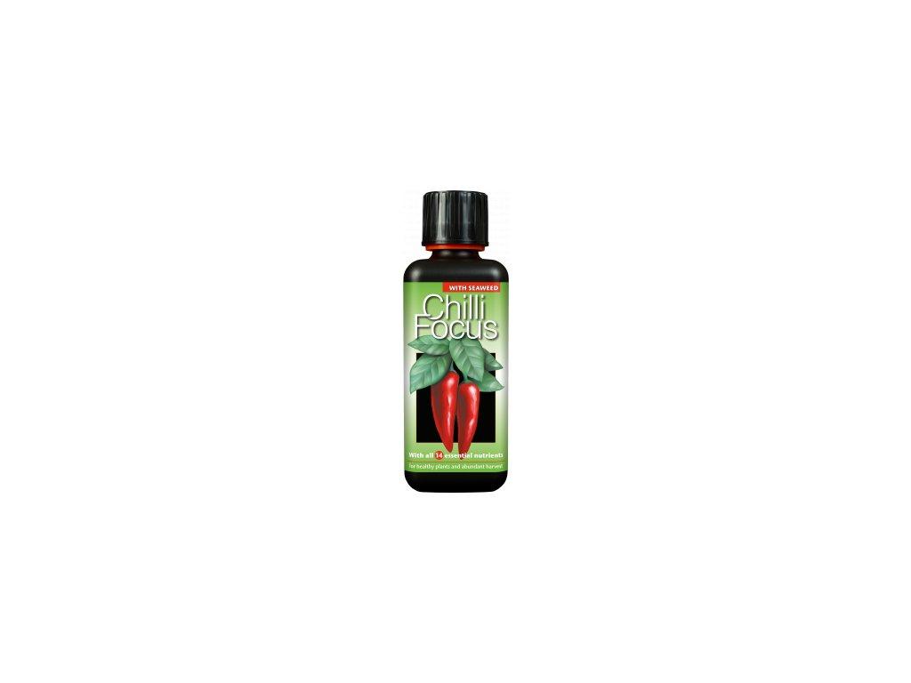 Hnojivo Chilli Focus 300ml - hnojivo na chilli papričky