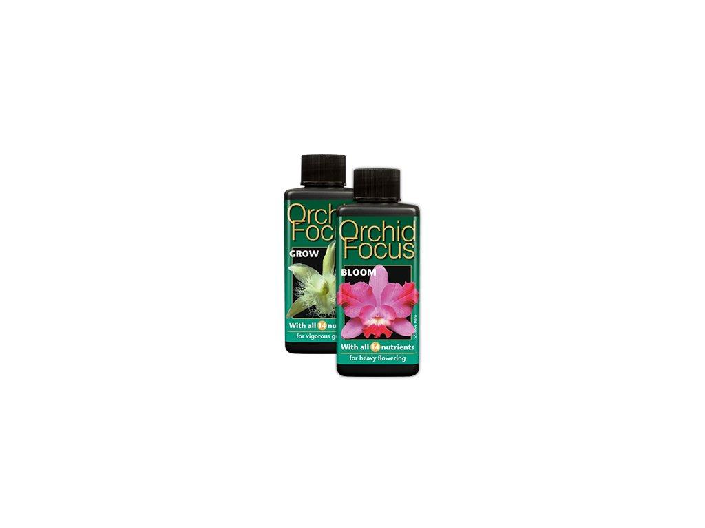 Hnojivo Orchid Focus Bloom 300ml - hnojivo na orchideje