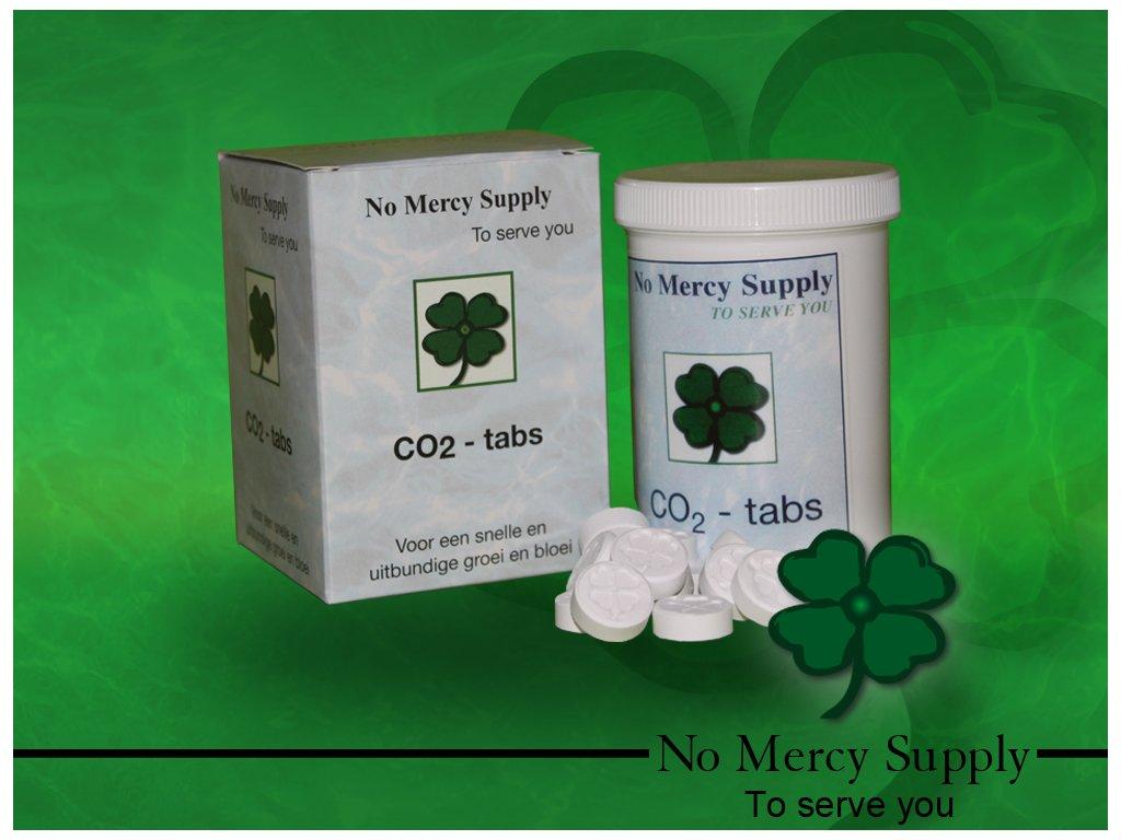 HNOJIVO No Mercy CO2 Tablety 150ks