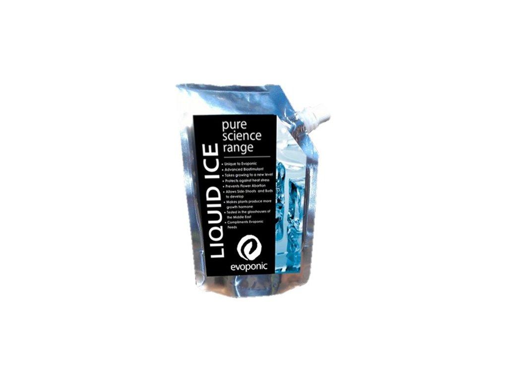 Evoponic Liquid ICE 250ml Při vysokých teplotách
