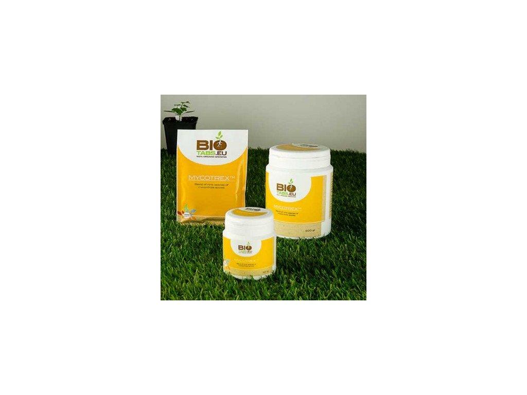 Hnojivo Biotabs - Mycotrex 100g
