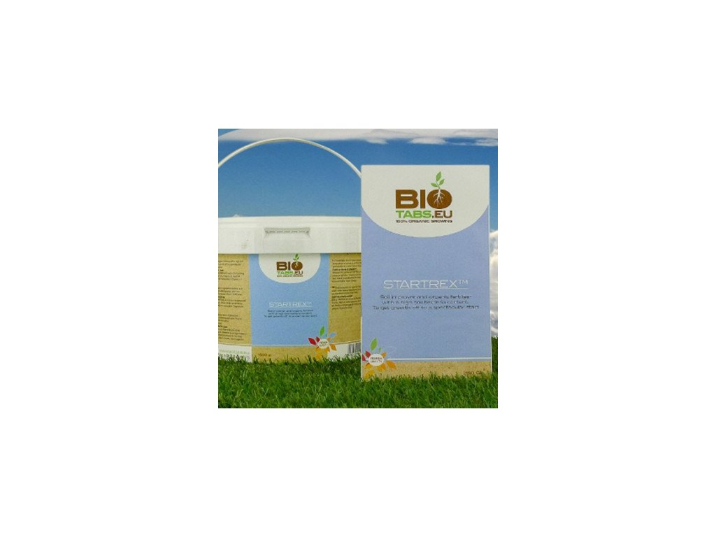 Hnojivo Biotabs - Startrex 5Kg