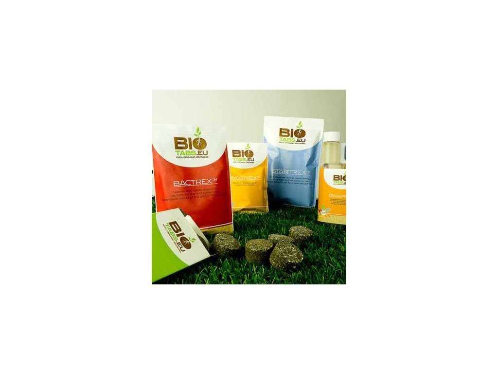 kompletní sada hnojiv Biotabs - Starterpack