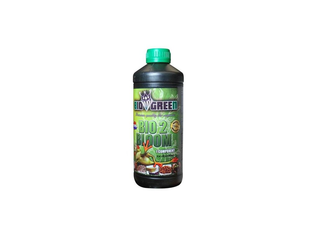 Hnojivo BioGreen Bio 2 Bloom 1 l