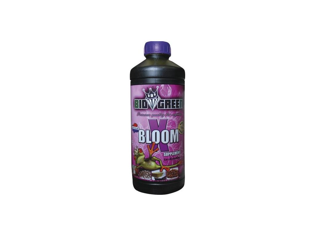 Hnojivo BioGreen X-Bloom 1l