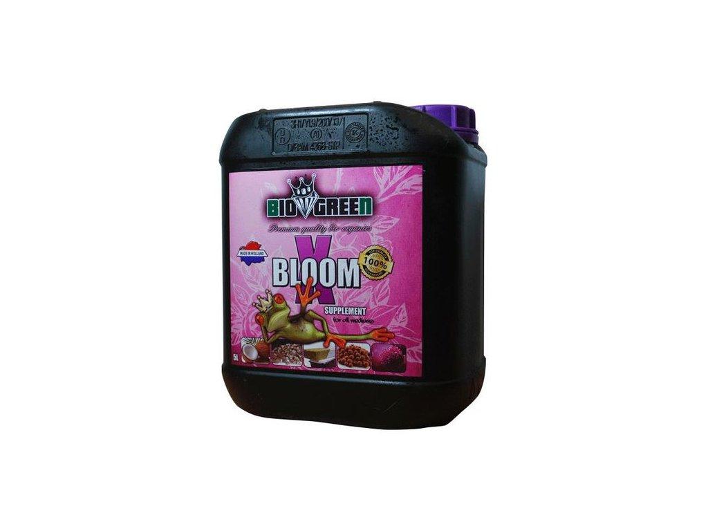 Hnojivo BioGreen X-Bloom 5l