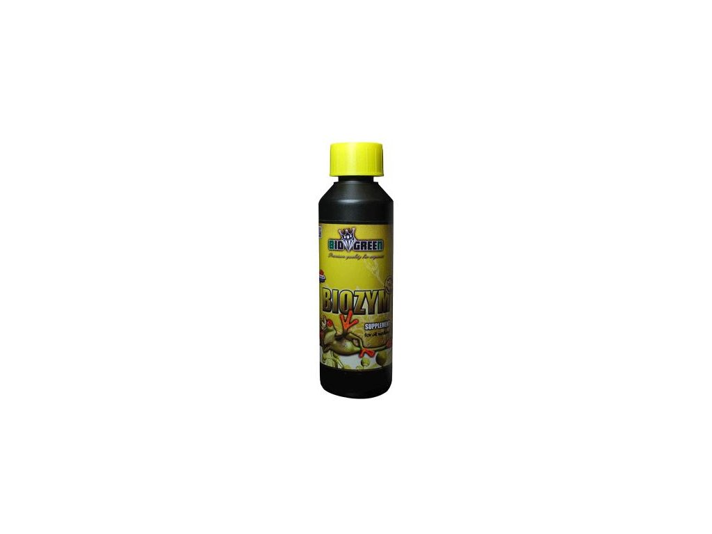 Hnojivo BioGreen Biozym 250ml