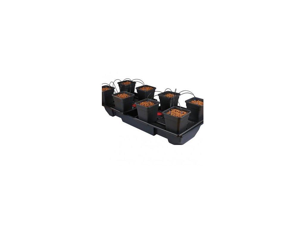 Hydroponický systém WILMA XLW 8 x 25l