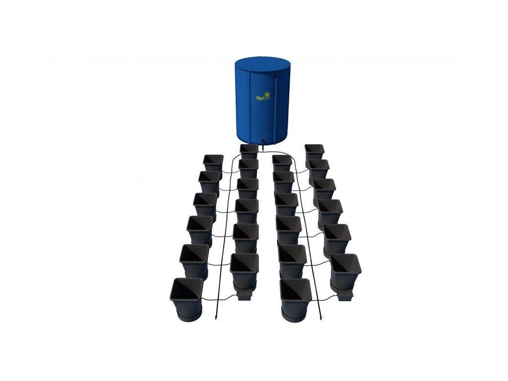 AutoPot 1Pot XL souprava 24 květináčů včetně 400 l Flexitanku