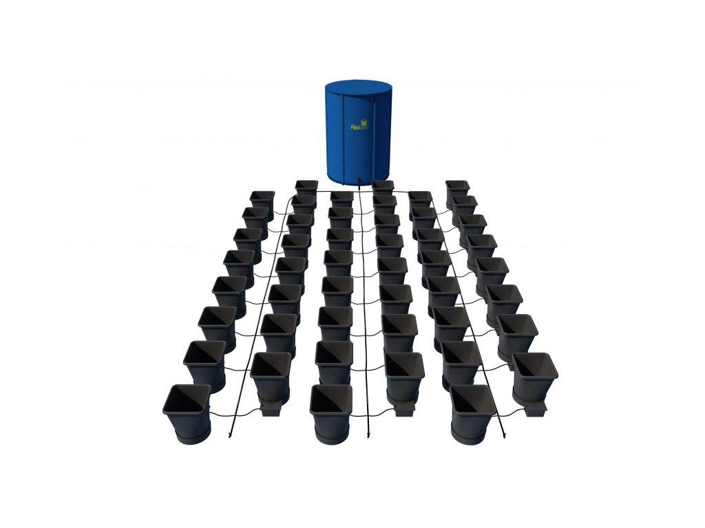 Autopot 1Pot XL systém 48 květníků vč. 400L Flexitank
