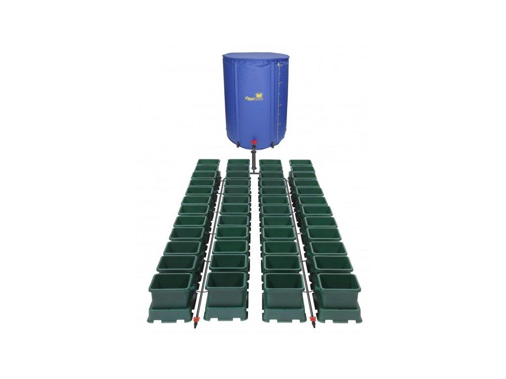 Autopot Easy2grow 48 květníků vč. 400L Flexitank