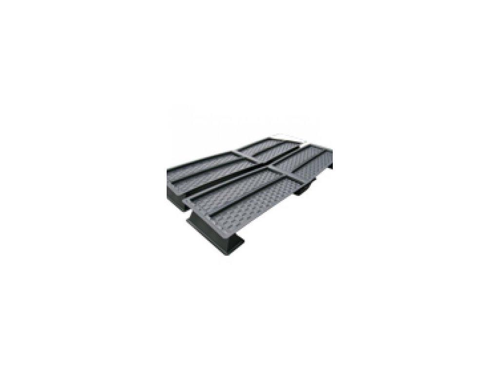 1,8m Multi-duct 183x94x6,5cm x 4