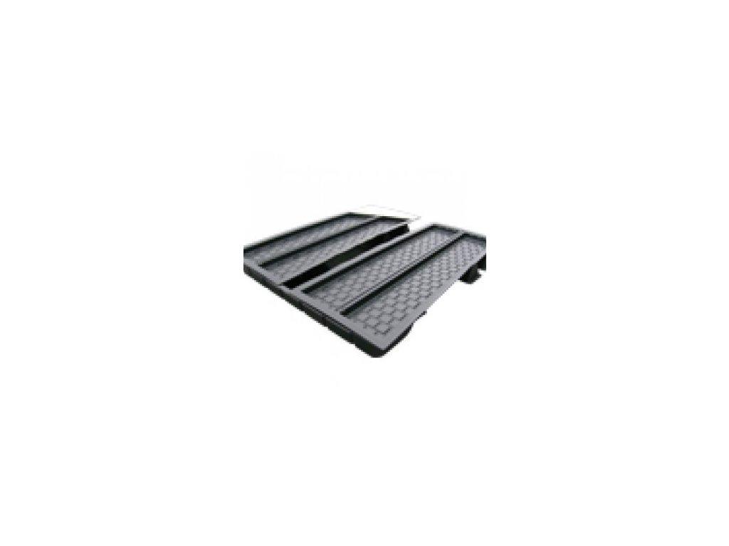 2,4m Multi-duct 244x94x6,5cm x 2 (vedle sebe)