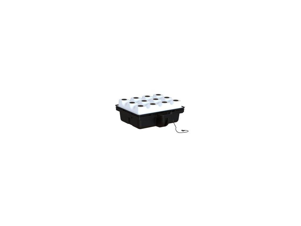 Hydroponický systém PLATINUM Aerop 80x80 na 12 rostlin