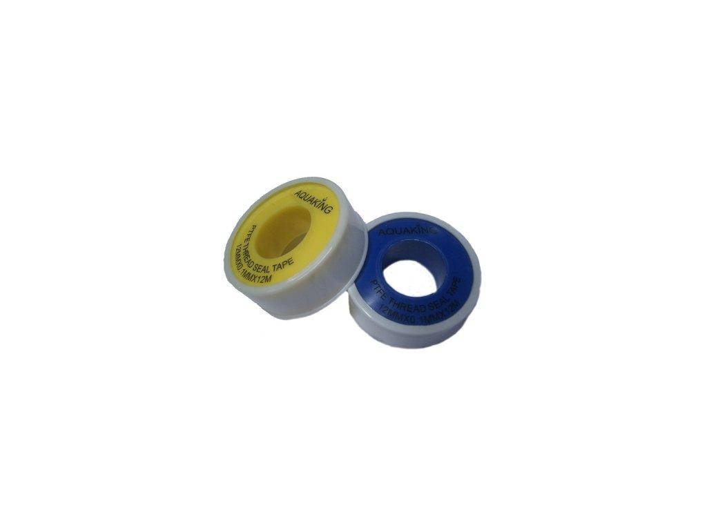 Těsnící páska PTFE gastape 12mm,12m