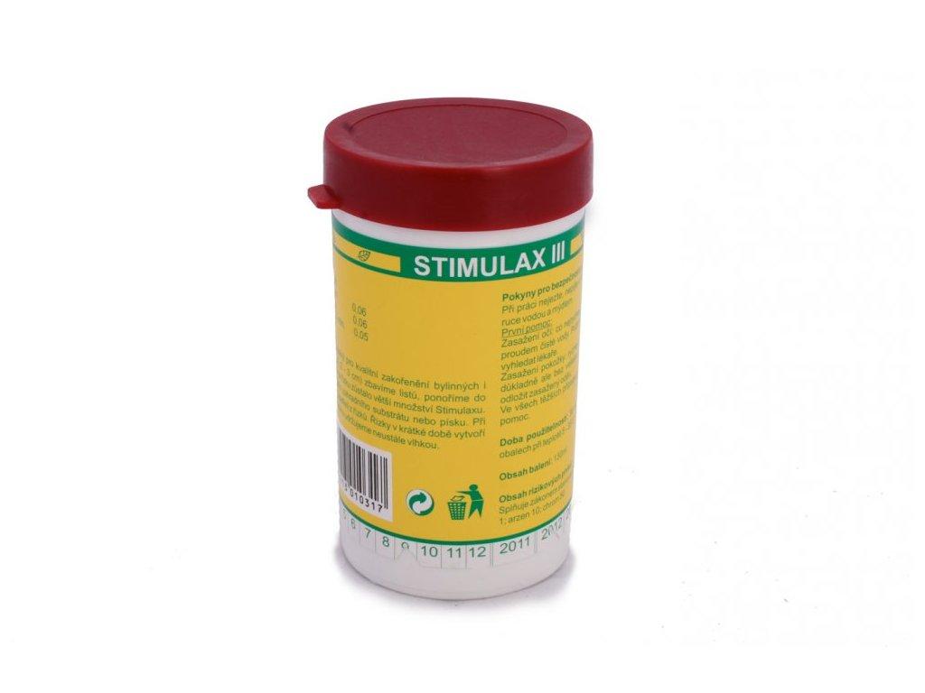 Stimulax 3 gelový kořenový stimulátor 140 ml