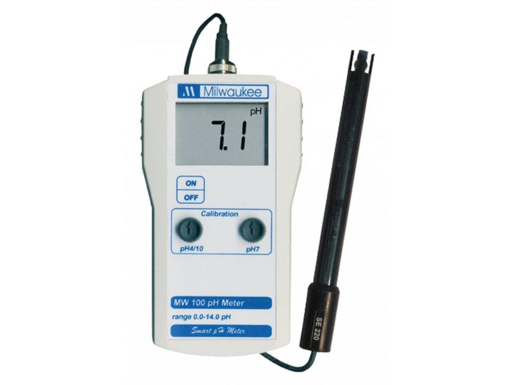 Milwaukee Smart pH monitor MW-110