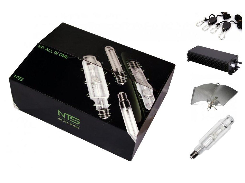 NTS 600W digi KIT All in 1 - květ  NTS kit 600W květ digy