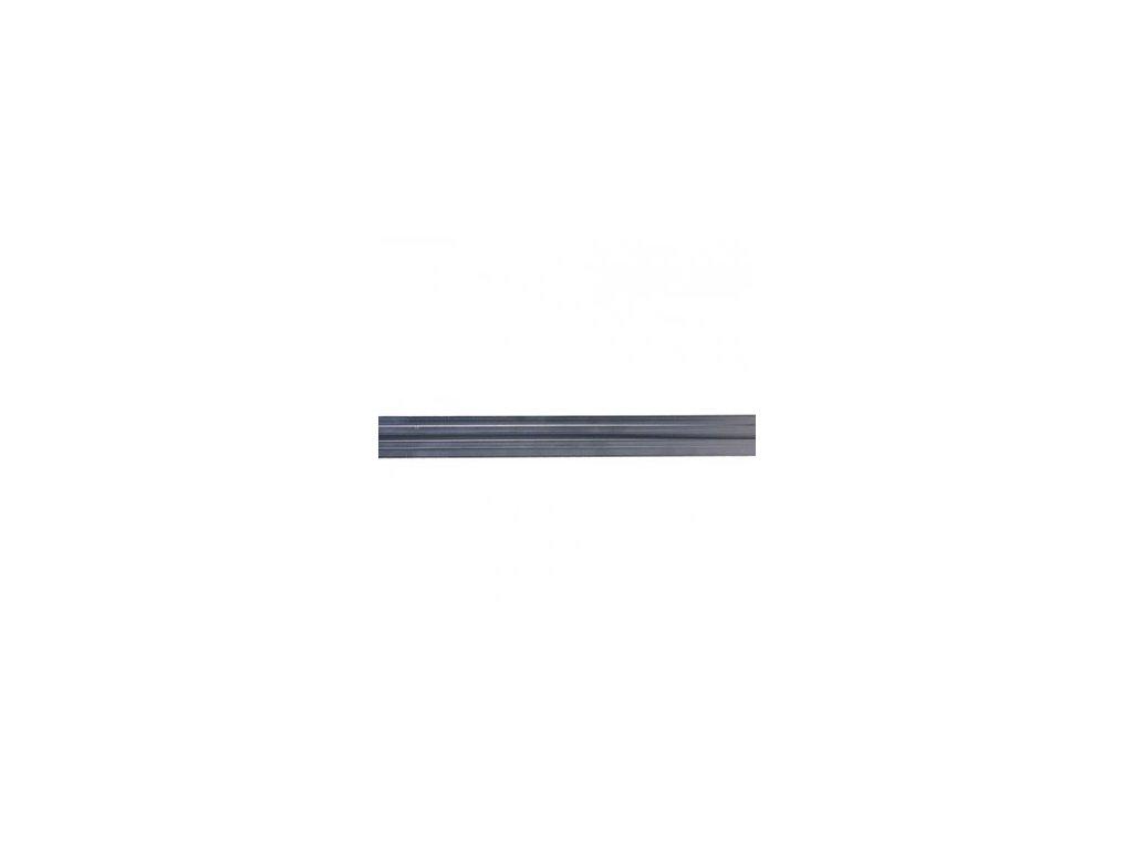 Kolejnice hliníková, délka 1,8m