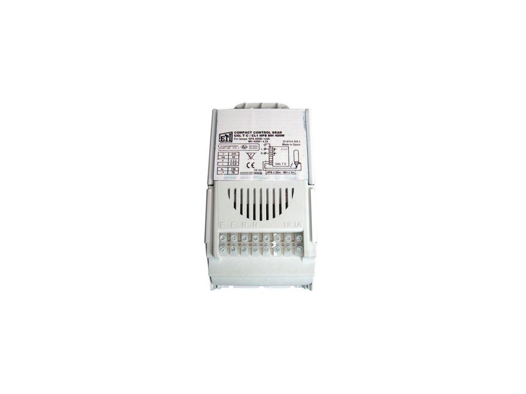 Předřadník magnetický ETI 600W, HPS i MH